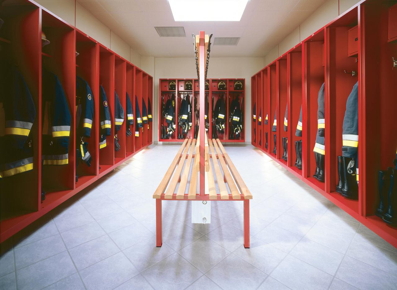 Szafy strażackie C+P. Metalowe szafy dla straży pożarnej na Valorous.pl